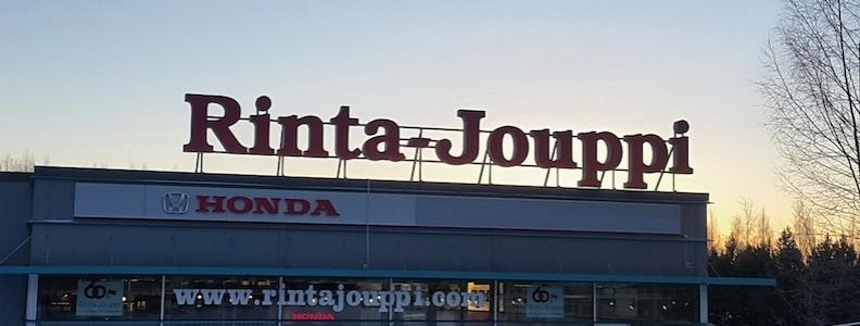Jyväskylän Rinta-Joupin Autoliikkeen huolto